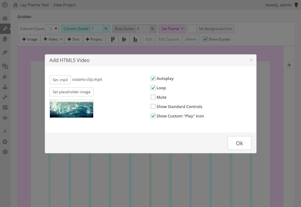 video html einbinden mp4